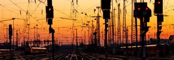 Infrastruktur Bahn